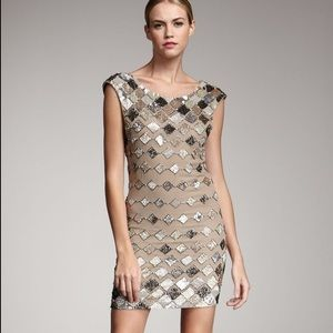 Alice and Olivia beaded dress